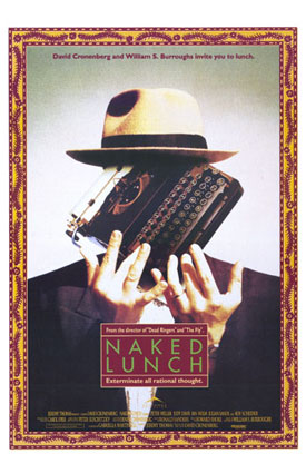 FILM REVIEW: Naked Lunch (1991)
